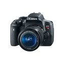 Refurb Canon EOS Rebel T6i EF-S 18-55mm f/3.5-5.6 IS STM Kit