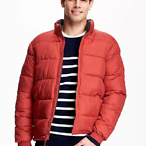 Orange Jacket
