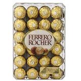 Ferrero Rocher 48-ct Hazelnut Chocolates