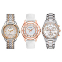 Bulova Women's Diamond Watches (Manufacturer Refurbished)