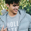 Hollister: Up to 40% OFF Outwear