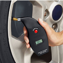 100 PSI Digital Talking Tire Gauge with LCD Display