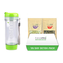 Teami 30-Day Detox Pack + Tumbler