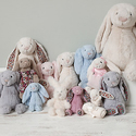 Barneys Warehouse:  Up to extra 40% OFF Jellycat Toys