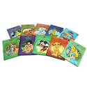 Disney Die-Cut Books (10-Pack)