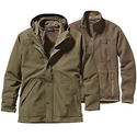 Patagonia Men's Better Sweater 3-In-1 Parka