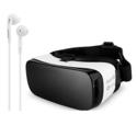 Samsung Gear VR Virtual Reality Headset Bundle with Galaxy S6 Earphones
