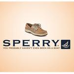 Sperry:鞋履额外7折