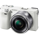 Sony Alpha a6000 Mirrorless Camera with 16-50mm Lens