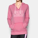 UA Favorite Fleece Popover - Word Mark