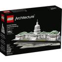LEGO Architecture United States Capitol Building