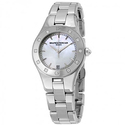 Baume and Mercier Linea Mother of Pearl Diamond Ladies Watch