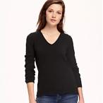 Women's V Neck Sweater