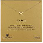 Karma Pendant Necklace