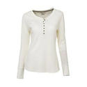 Natural Reflections Thermal Henley for Ladies