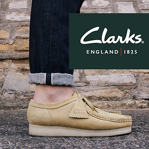 Clarks: Save up to 50% + Extra 30% OFF Select Styles