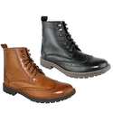 Xray Grand Wingtip Ankle Boots