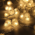 40-LED Star Light Outdoor Christmas Holiday Decoration