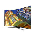 "Samsung 55"" or 65"" LED 4K UHD Curved Smart TV"