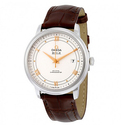 Omega De Ville Prestige Silver Dial Automatic Men's Watch