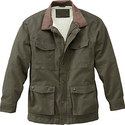 Gravel Gear Flex Wear 8.75-Oz. Sherpa-Lined Ranch Coat