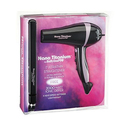 "BaByliss 2,000-Watt Ionic Hairdryer and 1"" Nano Titanium Straightener"