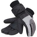 Simplicity Men's 3M Thinsulate Winter Waterproof Ski Gloves