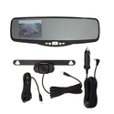 Peak Rear-View Mirror Back-Up Camera System