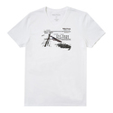 Nautica Men's Graphic V-Neck T-Shirt