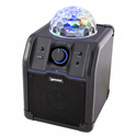 Gemini Wireless Speaker with Party Lights