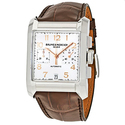 Baume and Mercier Hampton Silver Dial Men's Watch