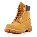 "Timberland Men's 6"" Premium Waterproof Hiking Boot - Tan"