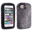 Veatool iphone Rex Rabbit Fur 6 Plus Case