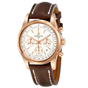 Breitling Transocean Chronograph Automatic Rose Gold Men's Watch