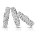 2.00 CTTW Genuine Diamond Bracelet