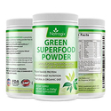 Natrogix Wheat Grass Green Superfood Powder
