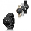 Motorola Moto 360 Smartwatch w/ 23mm Metal Band