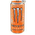 Monster Energy Ultra Sunrise 16 Ounce (Pack of 24)