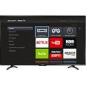 "Sharp 55"" Class LED HDTV Roku TV"