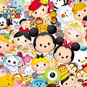 Disney Store: Buy 2 Get 1 Free Select Tsum Tsum Plush Toys