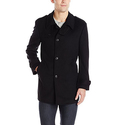 Kenneth Cole New York Men's Black Elmore