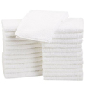 AmazonBasics Cotton Washcloths 24 Pack