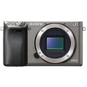 Sony Alpha A6000 Mirrorless Digital Camera Body + $50 Gift Card