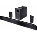 "VIZIO 5.1 Channel Soundbar System with Bluetooth and 6"" Wireless Subwoofer"