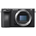 Sony Alpha a6500 Mirrorless Digital Camera (Body) + Focus Gift Card & 64GB SD