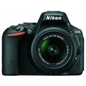 Nikon 尼康D5500单反+18-55mm 镜头套机(翻新款)