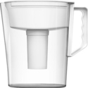 Brita 5 Cup Slim BPA Free Water Pitcher with 1 Filter