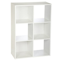ClosetMaid 8996 Cubeicals 6-Cube Organizer