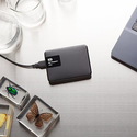 WD My Passport Ultra 1TB 3.0 USB Portable Secure Hard Drive