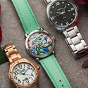 Bertha Didi, Alexandra, Jacyln, or Amelia Collection Watches from $59.99